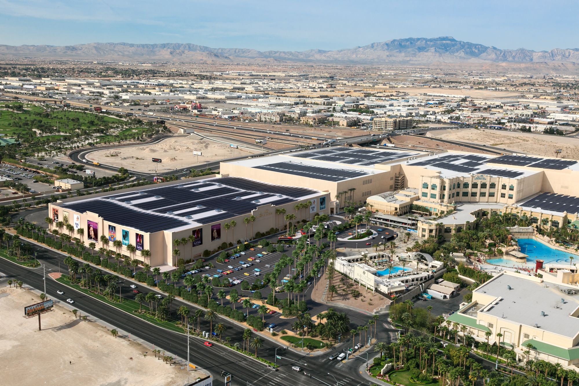 Mandalay Bay Convention Center Expansion